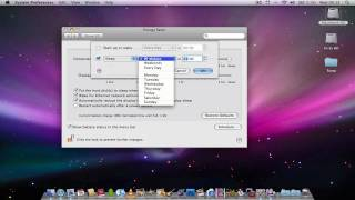 Schedule your mac to shutdown, sleep, restart or even wake its self automatically