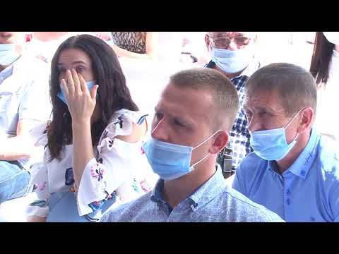 Сфера-ТВ: Партія «За майбутнє» представила команду на Рівненщині