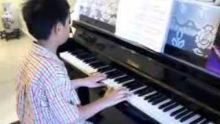 Winter Sonata OST From The Beginning Till The End (Piano)