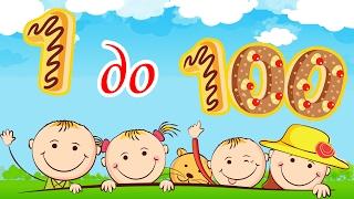 Учимся считать от 10 до 100. Учим цифры. Развивающий мультфильм. Математика. Начальная школа.