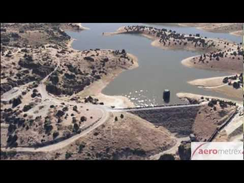 Little para reservoir, South Australia - photogrammetric 3D animation