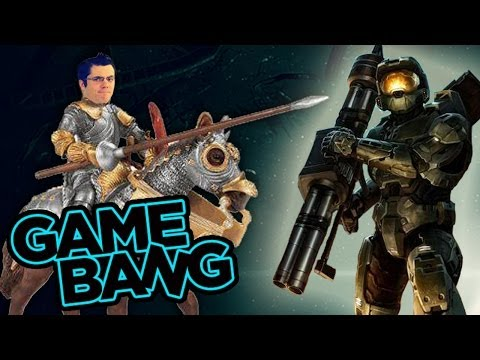 HALO JOUST BANG! (Game Bang)