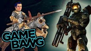 HALO JOUST BANG! (Game Bang)