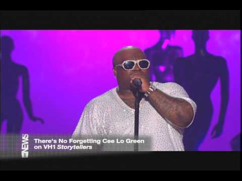 Backlot Hangs Out Backstage With Cee Lo Green