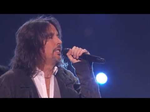 "Foreigner & Nate Ruess perform ""I Want To Know What Love Is"" on ABC's ""Greatest Hits"""