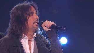 "Foreigner & Nate Ruess perform ""I Want To Know What Love Is"" on ABC"