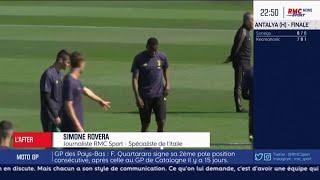 After - Le point mercato de la Juve avec Simone Rovera