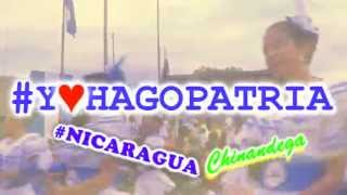 #YOHAGOPATRIA  INMAOG DESFILES 14 DE SEPTIEMBRE 2013NICARAGUA CHINANDEGA