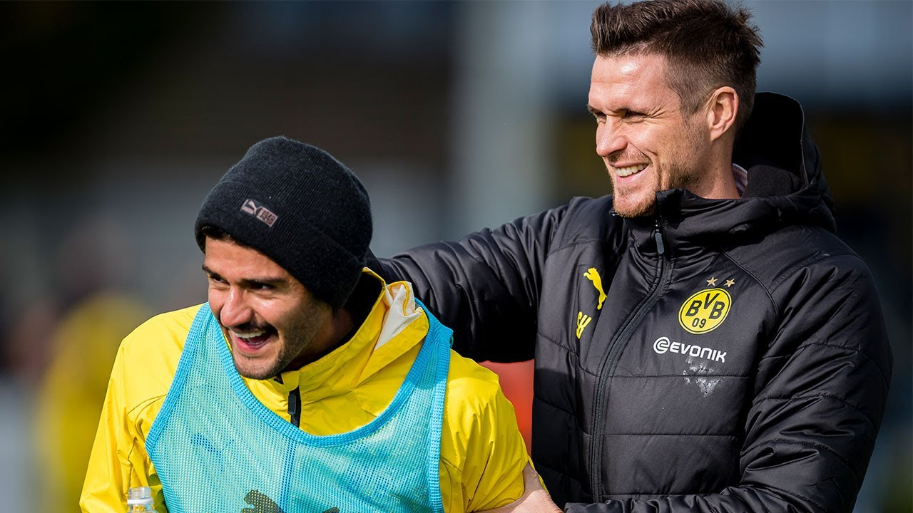 Inside Training: Dribbling, Torwart-Training und viele Tore beim BVB