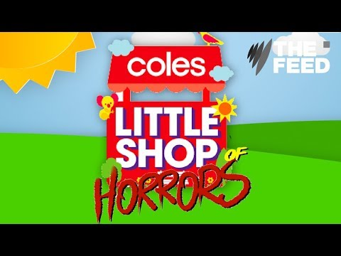 Coles' Little Shop (of horrors)