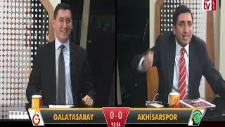 Galatasaray 1-0 Akhisar BLD | Kostas Mitroglou'nun golü anında GS TV 24 Şubat