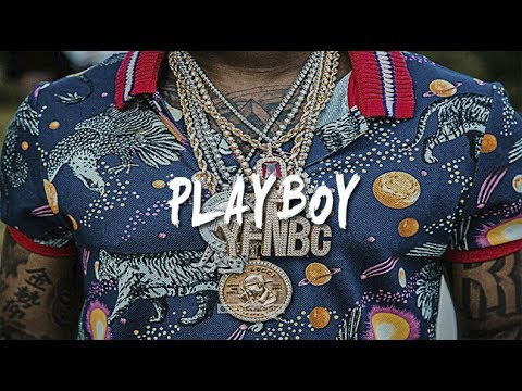"[FREE] YFN Lucci x NBA YoungBoy x Kodak Black Type Beat 2017 - ""Playboy"" (Prod. By @SpeakerBangerz)"