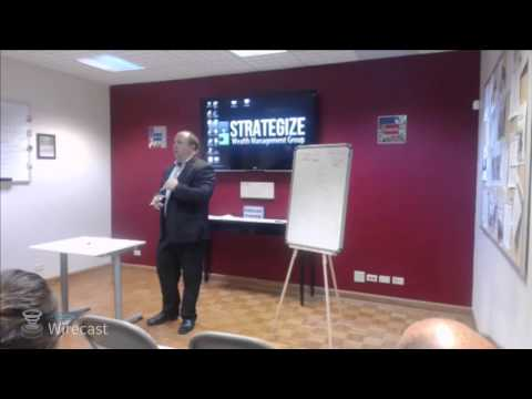 Strategize Wealth Management Group Live Stream