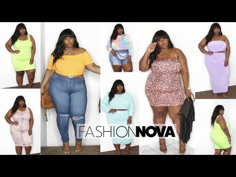 WE BACK SIS! SPRING PLUS SIZE FASHION NOVA CURVE HAUL 2019!