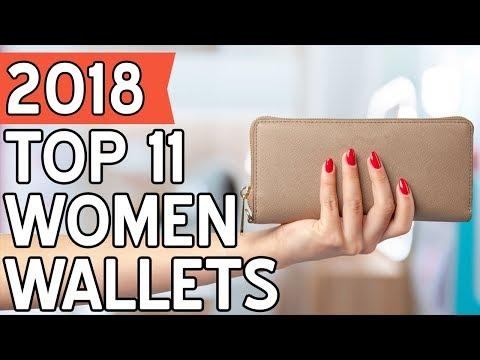11 Best Wallets For Women 2018