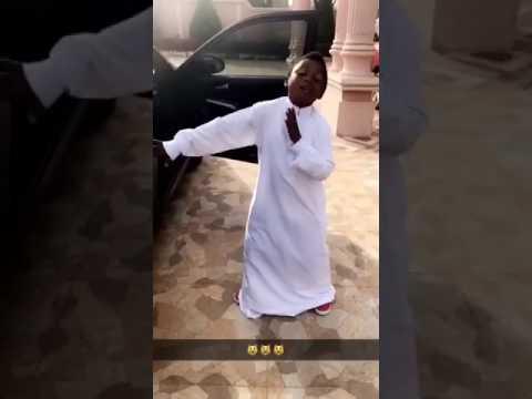 Yaw Dabo Dance to King promise (Oh yeah)