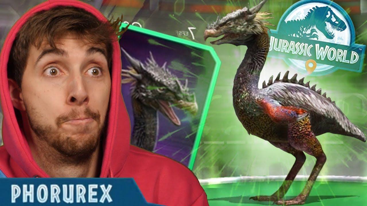 THE NEW TERROR BIRB IS HERE?!?! - Jurassic World Alive