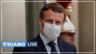 🔴2ème confinement: les annonces d'Emmanuel Macron