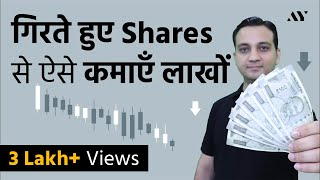 Short Selling - Explained in Hindi