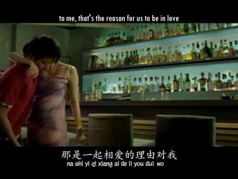 Michael Wong 光良 Guang Liang - DI Yi Ci 第一次 The First Time English + Pinyin Sub Karaoke