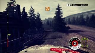 WRC 2: FIA World Rally Championship - Accelerate, drift, brake, and crash