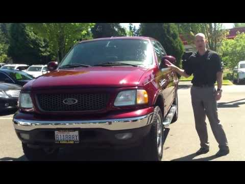 2003 Ford F150 FX4 Lariat 4x4 review -In 3 minutes you'll be an expert on the 2003 F150