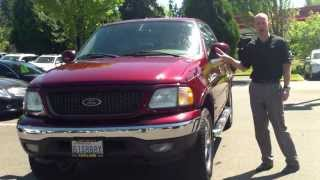 2003 Ford F150 FX4 Lariat 4x4 -In 3 minutes you'll be an expert on the 2003 F150