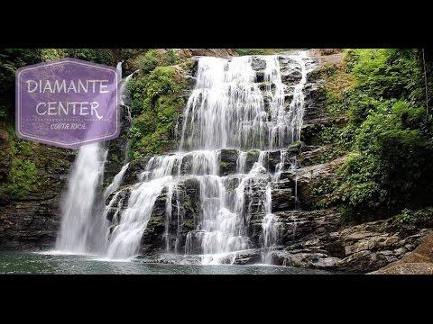 Diamante Center and Nauyaca Baru Waterfall in Costa Rica