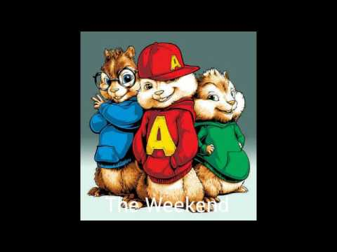 The Weekend - Brantley Gilbert (Chipmunks Version)