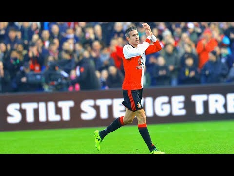 Robin Van Persie 2018 - Skills, Assists, Goals HD