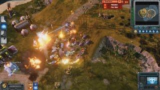 [Red Alert 3 Multiplayer Gameplay] Dimon(Soviets) vs Kohaji(Allies)