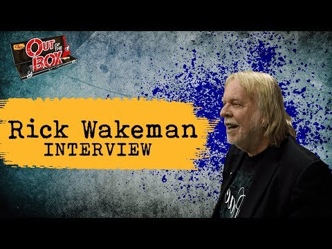 """How Rick Wakeman Saved David Bowie's """"Space Oddity"""" With The Mellotron   iHeartRadio"""