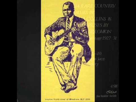 Crying Sam Collins - Riverside Blues