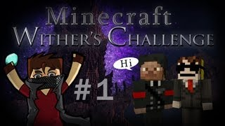 Minecraft: Wither's Challenge #1 - ماينكرافت - تحدي الوذر
