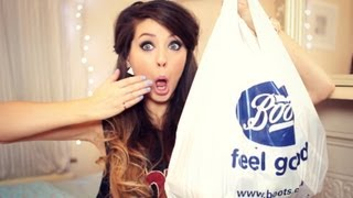 Big Drugstore Beauty Haul | Zoella