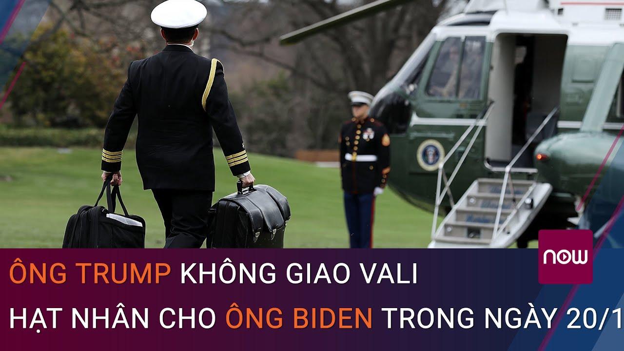 Ông Trump không tới, ai giao vali hạt nhân cho ông Biden trong lễ nhậm chức? | VTC Now - download from YouTube for free
