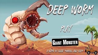 Deep Worm - Giant Monster - Y8 Game | Eftsei Gaming