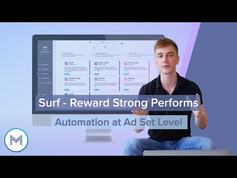 3.2 - Surf - Reward Strong Performers- <br> Full Tutorial Ad Set Level