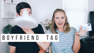 The Boyfriend Tag | Meet My Boyfriend!