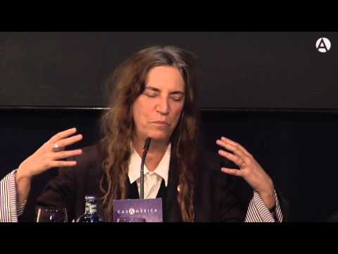 Patti Smith habla de Roberto Bolaño