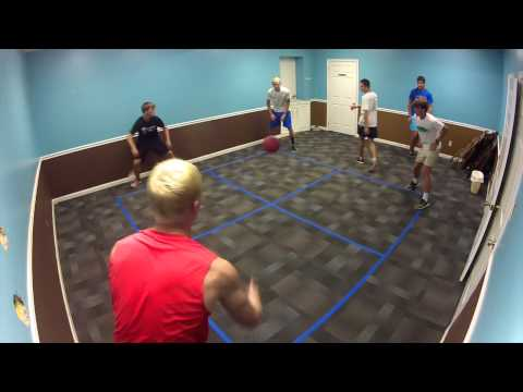 229 4-Square League Part 4