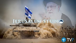 Israel, vying for security amid political instability- Jerusalem Studio 464