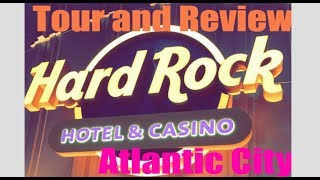 Hard Rock Casino Atlantic City Tour and Review