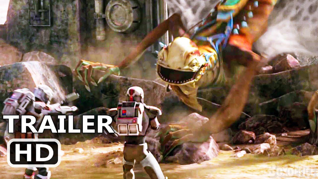 STAR WARS: THE BAD BATCH Trailer 2 ...