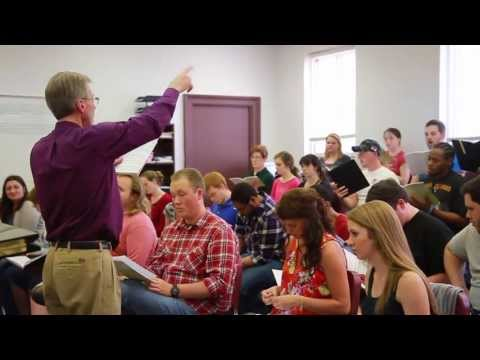 Gardner-Webb Choral Union to perform A Bluegrass Mass
