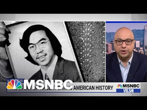 Velshi: 'The Story Of Vincent Chin Is American History'