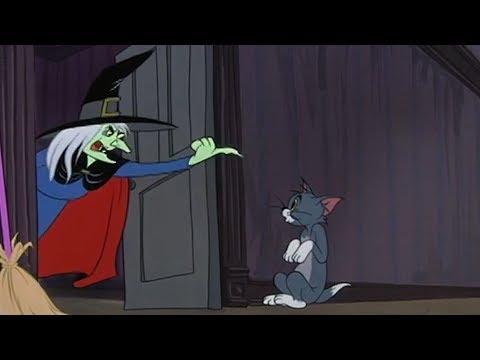 Том и Джерри - Летающая колдунья (Серия 98)