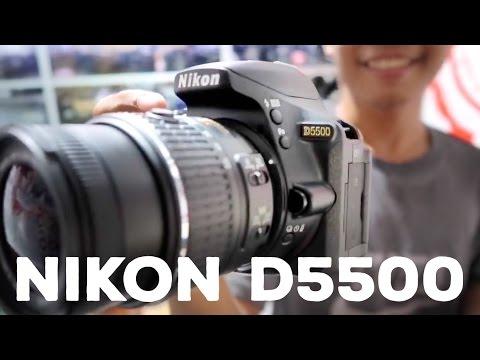 NIKON D5500 REVIEW VERSI INDONESIA