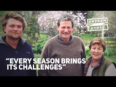 On Farm Story | Mike and Vicki Cottrell, Taihape