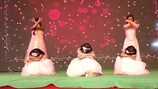 Betiyan Betiyan   Dance by Grandviewer Girls   Best Preparatory School in Bihar